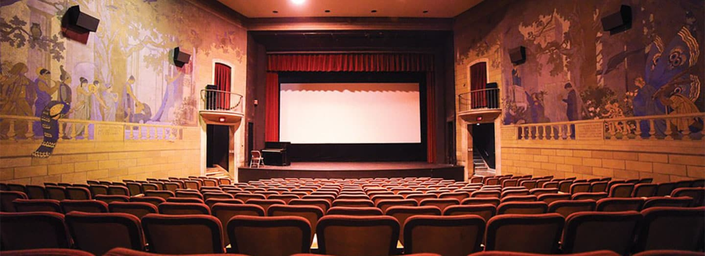 Willard Straight Theatre