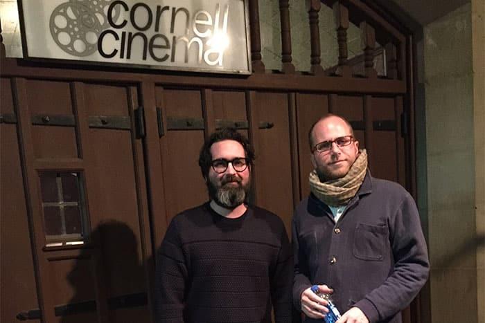 Filmmakers Joshua Bonnetta & J.P. Sniadecki, EL MAR LA MAR, April 2018