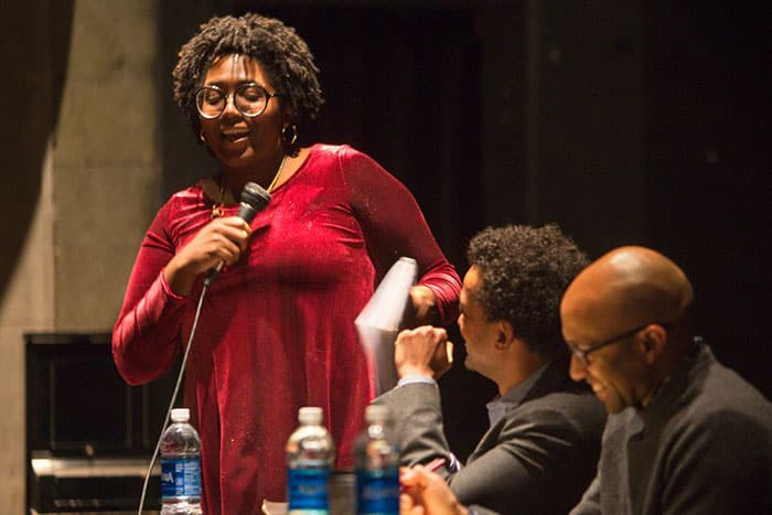 Faculty panel, I Am Not Your Negro, Feb 2017
