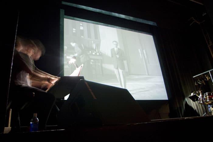 The Alloy Orchestra, Metropolis, June 2010