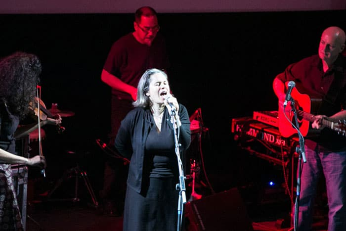 Natalie Merchant with The Horseflies, Nov 2012