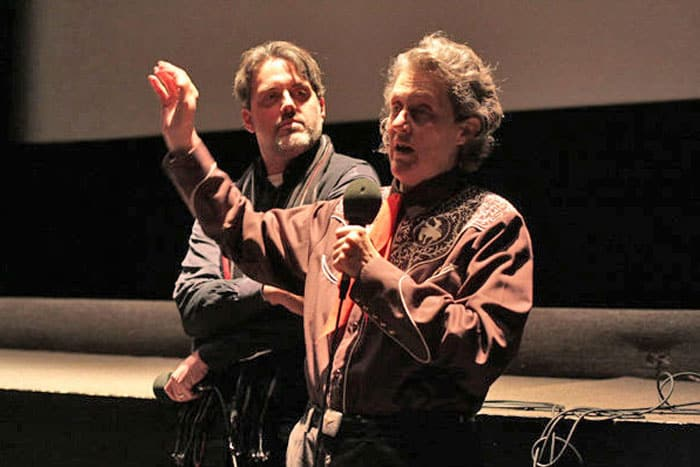 Temple Grandin & Scott Ferguson, Temple Grandin, Feb 2010