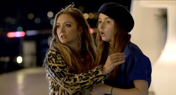 Image from the film Booksmart