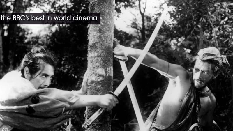 Image from Kurosawa's RASHOMON