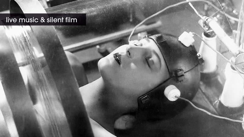 Scene from Fritz Lang's METROPOLIS