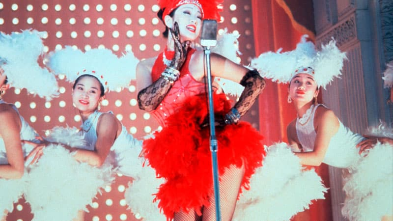 image from the film Shanghai Triad