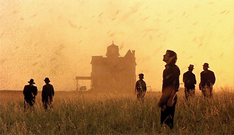 image from the film DAYS OF HEAVEN