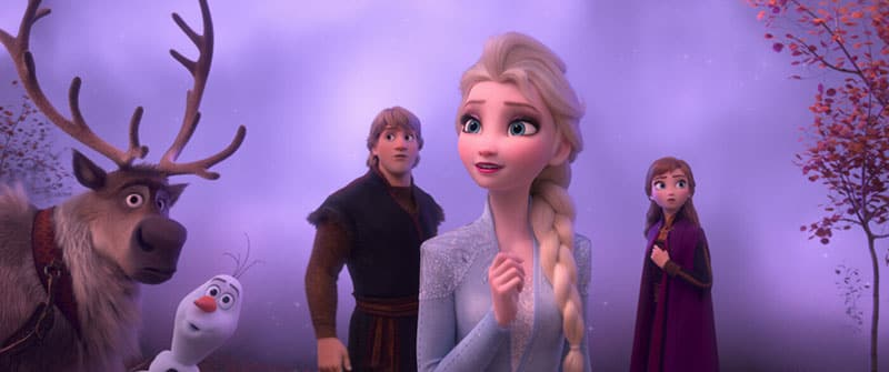 image from the film FROZEN II