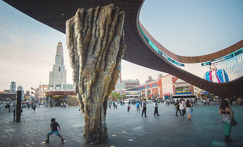 image from the film Ursula von Rydingsvard: Into Her Own