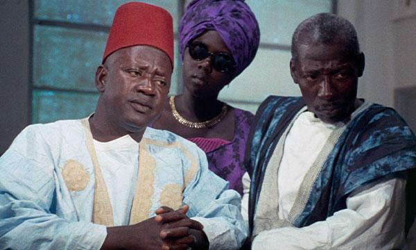 Scene from the film Mandabi