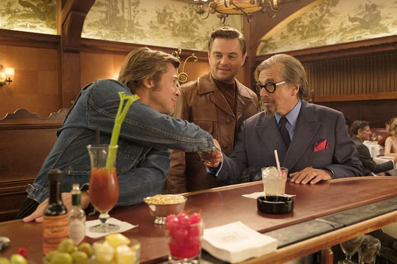 image from film ONCE UPON A TIME… IN HOLLYWOOD
