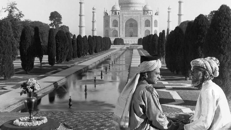 image from film SHIRAZ: A ROMANCE OF INDIA