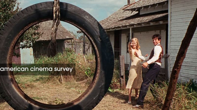 American Cinema Survey: photo from BONNIE & CLYDE