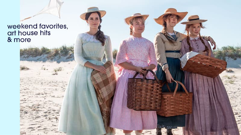 Weekend Favorites, Art House Hits & more: photo from LITTLE WOMEN (2019)