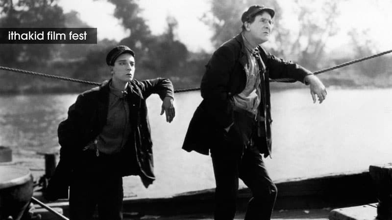 IthaKid Film Fest: photo from STEAMBOAT BILL, JR