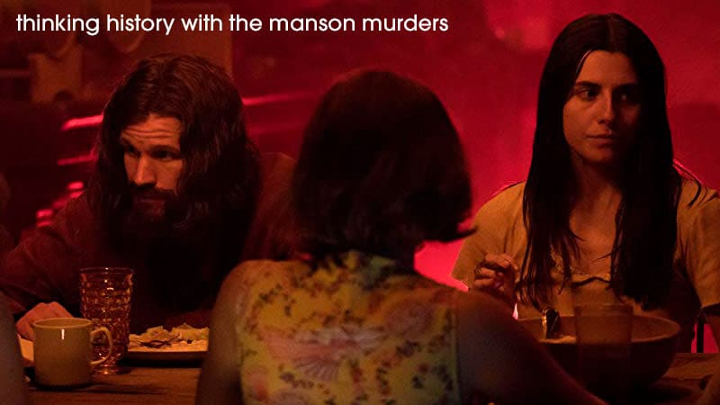 Manson Murders in Film: photo from CHARLIE SAYS