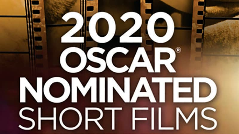 Oscar Shorts 2020 Logo