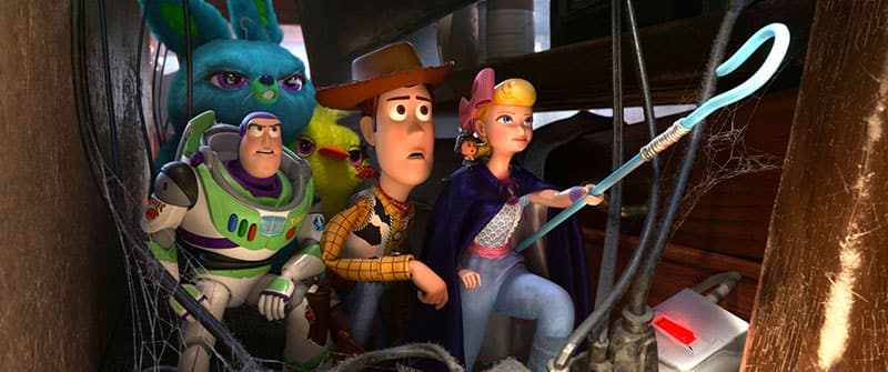 image from the film TOY STORY 4