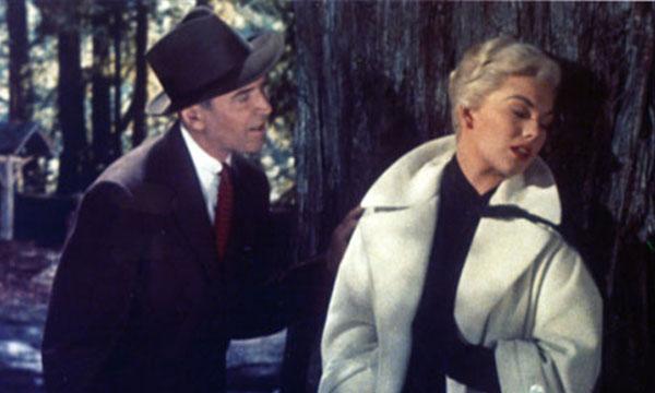 Scene from the film Vertigo