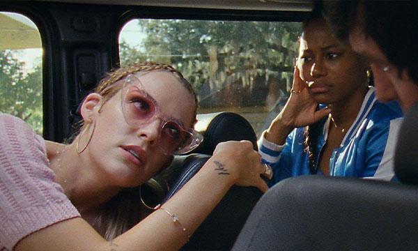 Scene from the film Zola